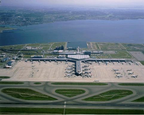 CHUBU CENTRAIR International Airport MLIT Japan