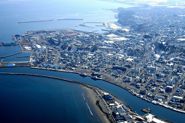 Abashiri Port Cruise Port Guide Of Japan