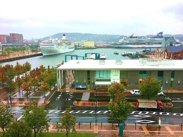 佐世保港/CRUISE PORT GUIDE OF JAPAN