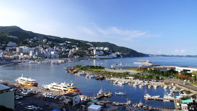 熱海港/CRUISE PORT GUIDE OF J...