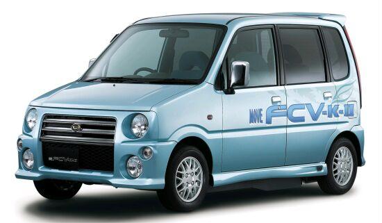 燃料電池を搭載した軽自動車 燃料電池を搭載した軽自動車を初めて大臣認定 燃料電池を搭載した軽自動