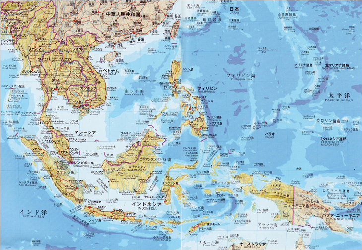 indonesia bali map. Map of Indonesia