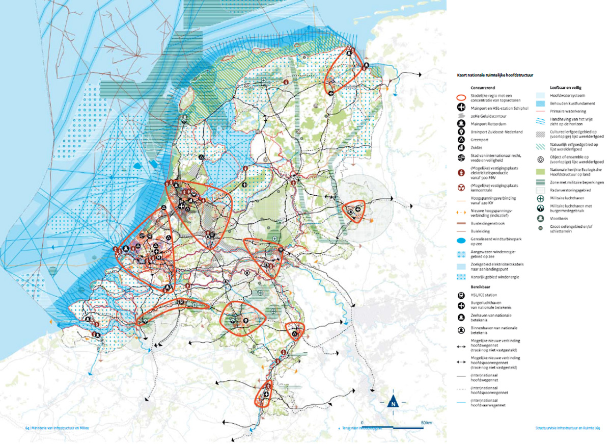 An Overview of Spatial Policy in the Netherlands