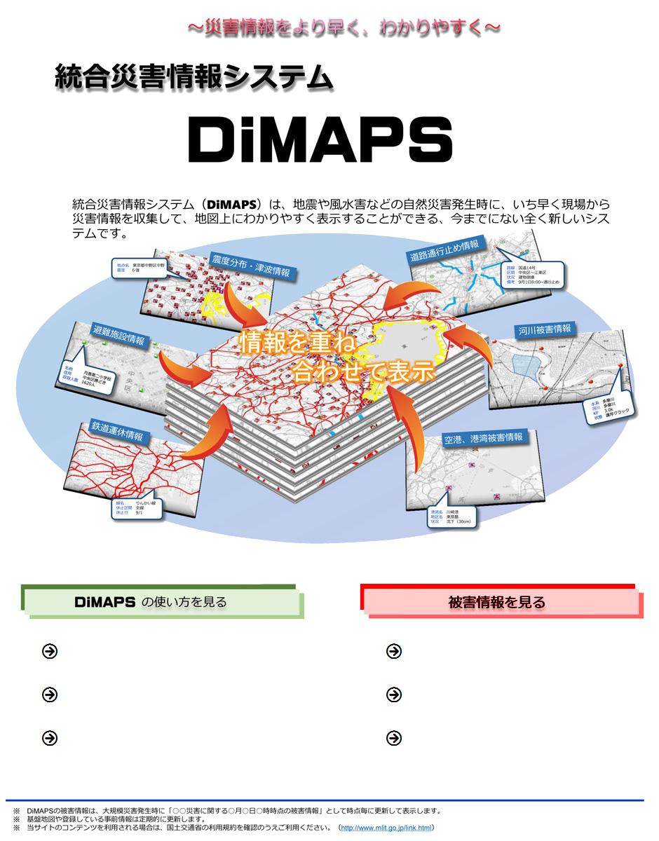 DIMAPS