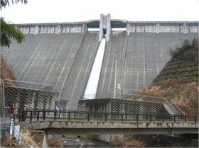 永平寺ダム ~大本山永平寺に隣接するダム~