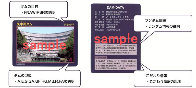 ダムカード - 国土交通省水管理...