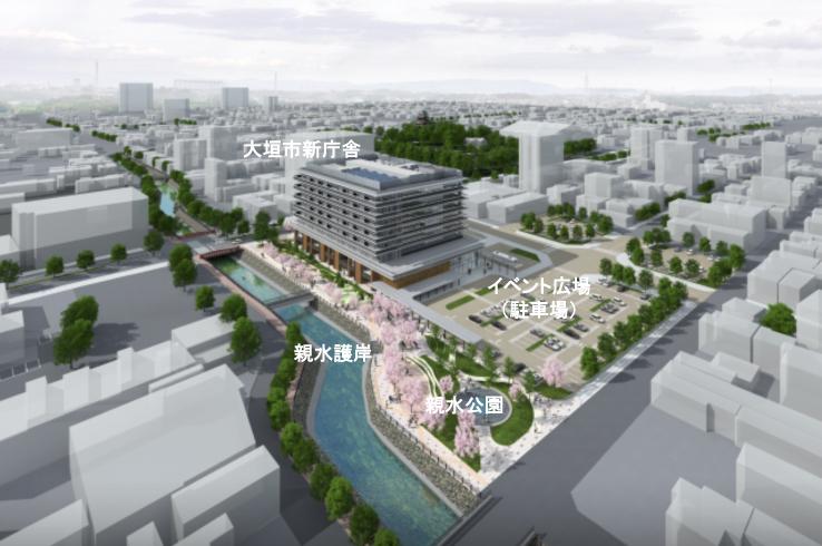 全国かわまちづくりMAP:大垣市かわまちづくり - かわまちづくり