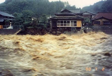 菊池 川 氾濫