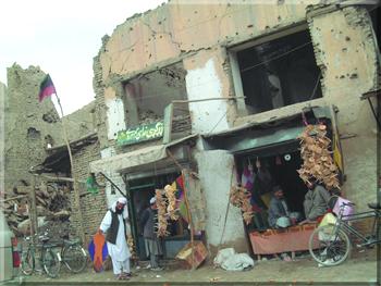アフガニスタン国カブール市南西部復興計画・公共交通計画