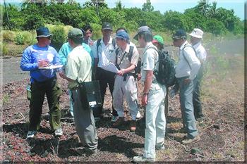 インドネシア国火山地域総合プロジェクト