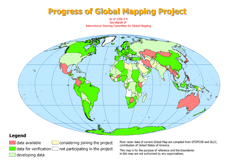 Global Map : Development and Application on global accounting, global manufacturing, global development, global advertising, global infrastructure, global security, global statistics, global engineering,